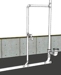 plumbing blueprint symbols, plumbing international code heating and plumbing store near me, . Plumbing Vent, Heating And Plumbing, Bathroom Plumbing, Basement Bathroom, Basement Toilet, Plumbing Humor, Plumbing Tools, Bathroom Stuff, Plumbing Pipe