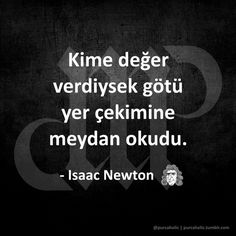 """ MuRaT "" Beautiful Easy Drawings, Beautiful Mind Quotes, Funny Quotes, Life Quotes, Isaac Newton, Good Sentences, Lets Do It, Meaningful Words, Sewing Patterns Free"