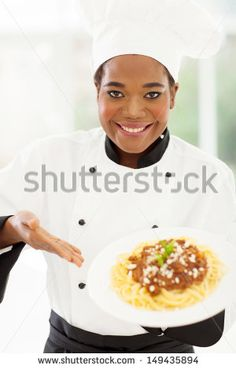 Find Portrait Professional Female African Chef Presenting stock images in HD and millions of other royalty-free stock photos, illustrations and vectors in the Shutterstock collection. Phoenix Rising, Photo Editing, Royalty Free Stock Photos, African, Pasta, Female, Portrait, Logos, Sexy