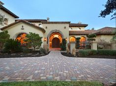 spanish style homes | spanish-style homes | spanish styles homes