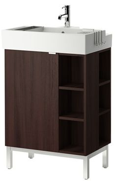 ikea sink and cabinet