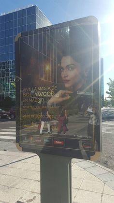 9b115d9e3ef  IIFA2016 poster in Madrid feat. Deepika Padukone! Rare Pictures
