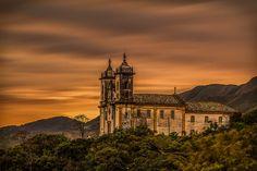 Old Church, Ouro Preto, Brazil