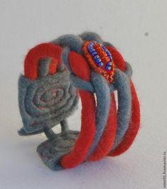 Валяем шерстяные жгуты: просто и быстро - Ярмарка Мастеров - ручная работа, handmade