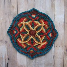 image+overlay+crochet | made the CAROcreations overlay crochet project I mentioned in a ...