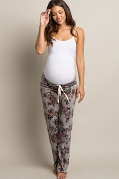 1fd7a5c2ad1b2 17 Best Maternity Pajamas images in 2013   Maternity Style ...