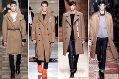 12 Tendencias Colecciones Hombre Otoño-Invierno 2014/2015 Camel Chic