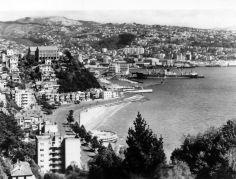 OP_WGTN_081 Wellington City, British Isles, Old Photos, New Zealand, Oriental, River, Island, Outdoor, Image