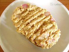 Drožďová pomazánka s ředkvičkami (bez mléka) Krispie Treats, Rice Krispies, Ham, Paleo, Food, Chemistry, Hams, Essen, Beach Wrap