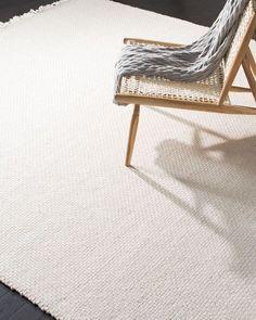 Lauren Ralph Lauren Amalie Bone Hand-Woven Flat Weave Rug, 4' x 6' and Matching Items & Matching Items | Neiman Marcus
