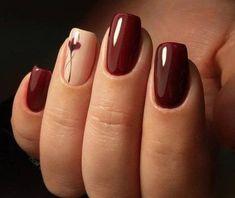 Trendy Manicure Ideas In Fall Nail Colors;Purple Nails; nails shop Trendy Manicure Ideas In Fall Nail Colors;Purple Nails; Fall Gel Nails, Cute Nails For Fall, Fall Manicure, Autumn Nails, Dark Nails, Purple Nails, Fun Nails, Manicure Ideas, Fall Nail Ideas Gel