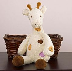 COCALO Baby : Nursery Collections : Jacana Plush Giraffe