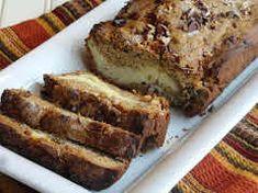 Aunt Lynda's Cream Cheese filled Banana Bread by kim *