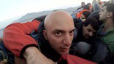 Fotógrafo refugiado da Síria filmou sua fuga até a Europa   iPhoto Channel