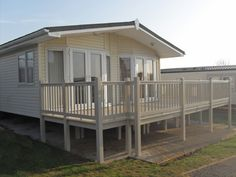 Excellent Static Caravan Holiday Rental At Manor Park Hunstanton