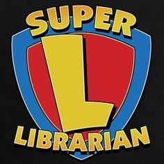 Join friends for an afternoon of superhero fun activities with super-librarian, Paige Turner. At time of print, Paige is working out the details, but she promises it will be a good time for all. Librarian Costume, Library Bulletin Boards, Library Signs, School Librarian, Librarian Style, Library Lessons, Library Ideas, Teacher Doors, Elementary Library