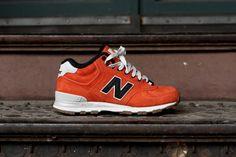 New Balance H574 Orange