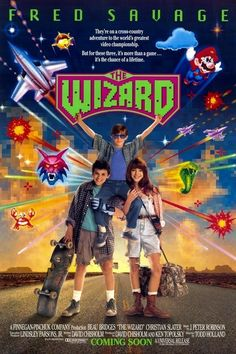 """""""The Wizard"""" (1989)"""