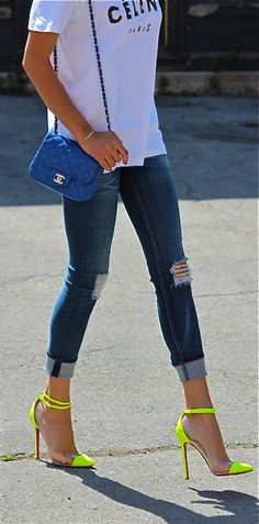 Celine, Paris street style- whys not to love- ooooo I want those shoes!!!!