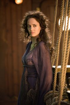 "Eva Green in ""The Golden Compass"""