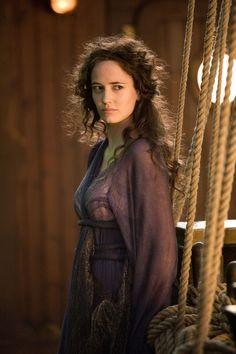 Eva Green | News - Eva Green: 'Camelot looks amazing' - Digital - Eva Green ...