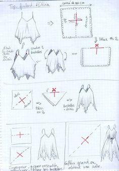Eşarptan elbiseler – 10marifet.org