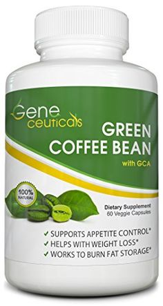Geneceuticals Green Coffee Bean Extract with GCA  60 Capsule *** To view further for this item, visit the image link.Note:It is affiliate link to Amazon. #cool