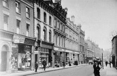 Do you recognise St Andrew's Street?