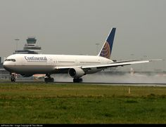 Continental Airlines Boeing 767-424/ER