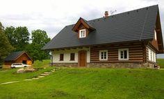 Fotogalerie realizovaných roubených staveb - roubenkyroubal.cz