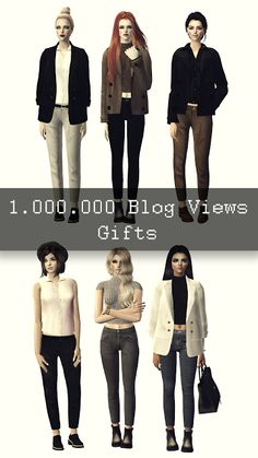 Always Sims: 1.000.000 Views Gifts!
