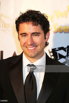 Actor John Lloyd Young arrives for the premiere of 'Oye Vey My Son is Gay' at the Vista Theatre on October 22, 2009 in Los Angeles, California.