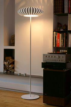 Marset - Maranga floor lamp by Christophe Mathieu