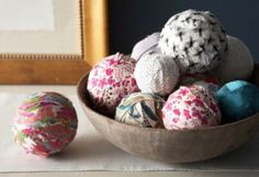 Yay! Something adorable to do with all of my fabric scraps!
