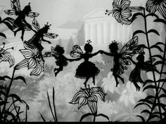Acquaint yourselves with Lotte Reiniger!
