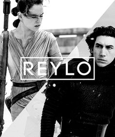 #Daisy Ridley+Adam Driver #Star Wars Episode 7: Force Awakens #Cousins #Or Could It Be Really Reylo? I LOVE REYLO!