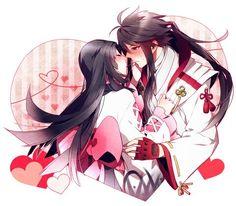 anime couple, Sengoku Basara
