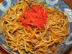 Yakisoba is Japanese style fried noodles. It is similar to chow mein, but there are slight differences. You can find instant or cup yakisoba noodles easily at Asian grocery stores or Amazon, as the…