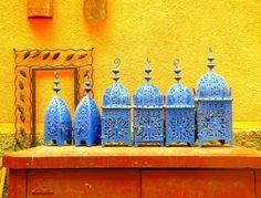 Lighting Design- Moroccan Lantern