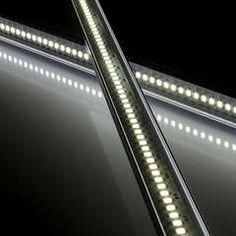 Wasserfeste 50cm led lichtleiste 12v ip65 96x smd leds wei diffus 5500k in 2018 ledstrip - Lichtleiste deckenbeleuchtung ...