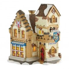 Dickens' Village The Sword & Shield | Department 56 Villages, Free Shipping on Dept 56
