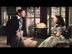 Scarlett: Sir, you are no gentleman. Rhett Butler: And you, Miss, are no lady. Go To Movies, Great Movies, Gorgeous Movie, Rhett Butler, Scarlett O'hara, Take My Breath, Gone With The Wind, 10 Year Old, Movie Quotes