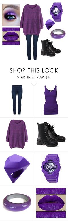 """Untitled #98"" by davissabrina ❤ liked on Polyvore featuring Marc by Marc Jacobs and Casio"