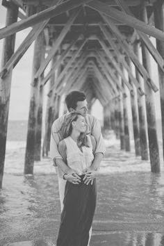 NC Beach Engagement, Kelly Rae Stewart Photography is a husband and wife duo located in Charlotte NC, with a photographic style inspired by nature. Country Engagement Pictures, Engagement Photo Inspiration, Beach Engagement, Engagement Shoots, Cute Couple Pictures, Beach Pictures, Couple Photos, Beach Pics, Couples Beach Photography