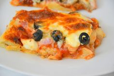 Best Homemade Pizza Ever!