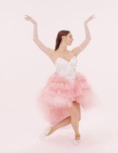 #hermionedepaula #theroyalballet #ballet #balletdancer #tutu #bridalgloves #occassionwear Language Of Flowers, Royal Ballet, Hermione, Ballet Skirt, Skirts, Fashion, Moda, Tutu, Skirt