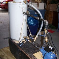 Make Your Own Biodiesel Processor