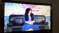#good #morning #manchester #host #diya #khan & #zuneria #live #dm #digital #tv #network #programminghead Waheed Iqbal Diya Wardrobe :Gem Biotique