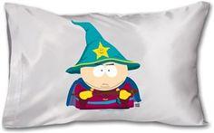 South Park Büyücü Cartman Kendin Tasarla - Yastık 45 x 27 x 10 cm