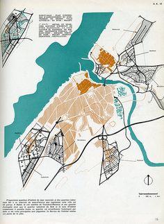 Chapon Mauret Nodopaka Sejourne Tastemain. Architecture D'Aujourd'Hui v. 21 no. 35 Feb 1950: 15